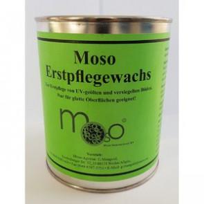 Moso Erstpflegewachs für geölte/versiegelte Bambusböden 0,75 Liter