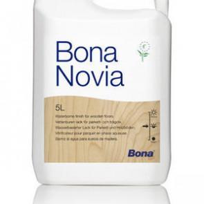 Bona Novia halbmatt wasserbasierter 1 K Lack - 10 Liter