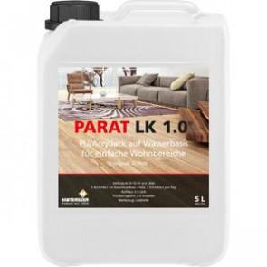 Prime Wasserlack LK 1.0 für Parkett-Oberflächen (Wohnbereich) matt Glanzgrad 20 - 5 L