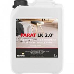 Prime Wasserlack LK 2.0 für Parkett-Oberflächen (Gewerbe- u. Wohnbereich) matt Glanzgrad 20 - 5 L