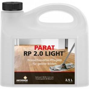 Prime Pflegeöl RP 2 light für natur geölte Holzböden auf Wasserbasis zur Unterhaltspflege - 2.5 L
