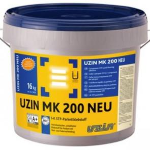 Parkettklebstoff UZIN MK 200 1-K STP Hartelastisch (Blauer Engel) - 16 kg