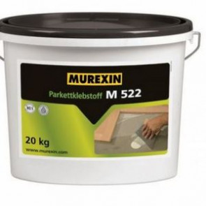 Prime Parkettklebstoff Dispersion M 522 für Hochkantlamelle und Mosaikparkett - 20 kg
