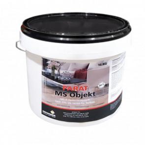 Prime Parkettklebstoff MS Objekt (Mehrschicht- und Stabparkett) elastisch, trittschalldämmend - 16 kg