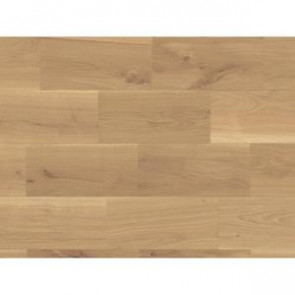Basic Massivholzdiele Eiche Rustikal 5% weiß geölt Detailbild 1