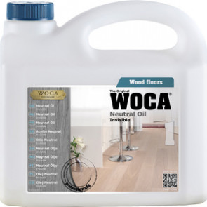 WOCA No1 Invisible Oil Pflege
