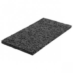 Basic Gummigranulat Pad - Unterlage für Unterkonstruktion bei Terrassenverlegung - 3 mm