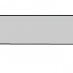 Moso Treppenkantenprofil Hochkantlamelle gedämpft roh Deckschicht 4 mm - 2000x50x10/15 mm