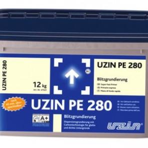 Uzin PE 280 Blitz-Grundierung (Dispersion) für Renovierungsbereich - 12 kg