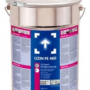 Uzin PE 460 2-Komponenten-Epoxidharz-Grundierung zum Absperren feuchter Untergründe - 10 kg