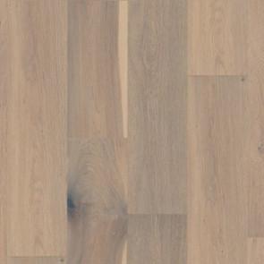 Basic 3-Schicht-Landhausdiele Eiche Antike Hohenzollern Click angeräuchert gebürstet weiß geölt 4S Detailbild