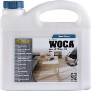 WOCA Pflegeöl weiß Unterhaltspflege - 2.5 L