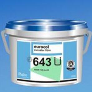 Nassbettklebstoff Forbo Eurostar Fibre 643 für Elegance Vinylböden (Blauer Engel)