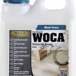 WOCA  Holzbodenseife  weiß