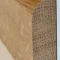 Basic Massivholzsockelleiste Buche 16/60 (gerade, oben gerundet) gedämpft  ...