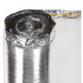 Oakland PE-Schaum für Trittschallverbesserung mit Dampfbremse 1,6 mm - Rolle ...