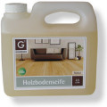 Basic Holzbodenseife natur Verbrauch 1 L ca 200 qm - 2,5 L ...
