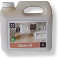 Basic Meisteröl weiß Verbrauch ca. 1 L = 10 -12 m²/ 1 L ...