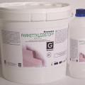 Basic Parkettkleber 2-K PU lösemittelfrei / 10 kg Gebinde / Verbrauch ca. 1,0 ...