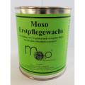 Moso Erstpflegewachs für UV-geölte/ versiegelte Bambusböden - 1L=75qm - 0,75  ...