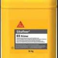 Prime Grundierung Sikafloor Primer 03 für Parkettklebstoff auf mineralischen  ...
