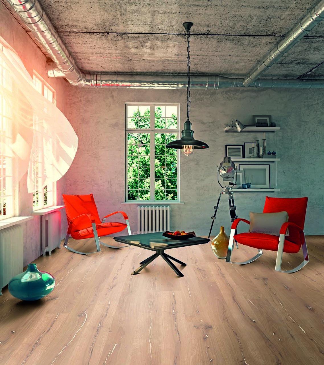 hain landhausdiele ambiente eiche weisse lava geb rstet elfenbein ge lt deutsch holzboden. Black Bedroom Furniture Sets. Home Design Ideas