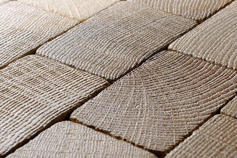 holzpflaster design gealtert eiche wei ge lt deutsch holzboden. Black Bedroom Furniture Sets. Home Design Ideas