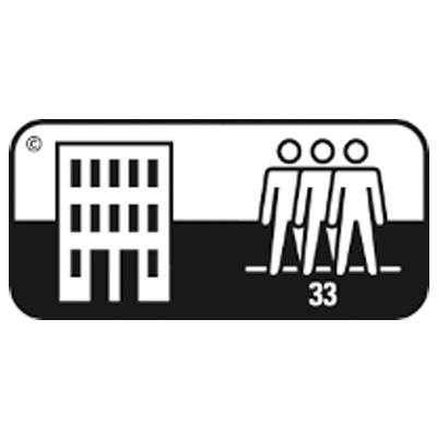 Siegel Objektbereich Nutzklasse 33