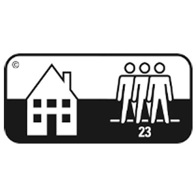 Siegel Wohnbereich Nutzklasse 23